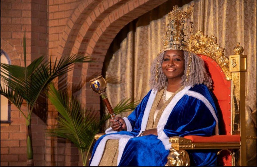 H.M. Queen Shebah III